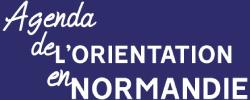 Logo - Agenda de l'orientation en Normandie